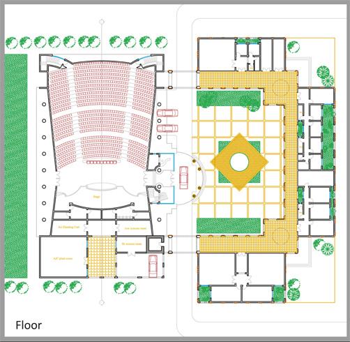 Basra Cultural Center Fadhil Ajina